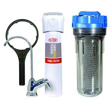 Home Water Filter System Dupont Quicktwist Whole House Water Filtration System Wfch2 The