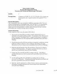 Resume Sample For Nursing Job Er Nurse Job Description for Resume Best Of Licensed Practical Nurse 43