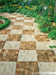 Small Picture 25 creative garden path paving ideas 100 Gardening lists