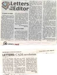more Letters to the Editor March%