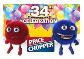 price chopper additional savings and chance to win during 34th