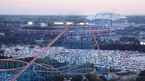 Park Row Lighting Arlington Texas Meetings And Events At Arlington Convention Visitors
