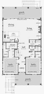 lake house plans with rear view inspirational narrow lot house plans single story bibserver