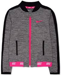 nike outfits for girls. nike little girls\u0027 zip-up active jacket outfits for girls i