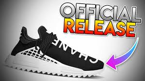 chanel x pharrell adidas. *official* release of the adidas human race x pharrell chanel!!! ( info and date!!! ) chanel pharrell adidas l