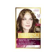 l oréal excellence creme hair colour 5