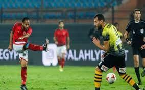 مشاهدة بث مباشر لمباراة الأهلي والمقاولون العرب 8 يوليو 2021