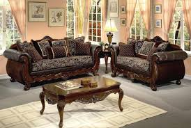 Living Room Furniture Wood Wooden Sofa Sets Living Room Designs Carameloffers
