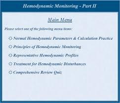 Medical Software Hemodynamic Monitoring Part Ii