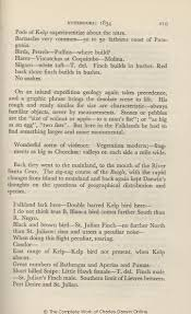 Barlow, Nora ed. 1945. Charles Darwin and the voyage of the Beagle ...