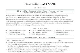 Medical Office Administration Duties Business Administrator Duties Office Resume Sample Administration
