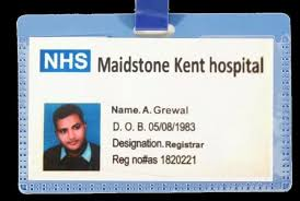 Daily Maidstone Star Doctor - Illegal As Nhs Poses News Immigrant Hospital Caught At