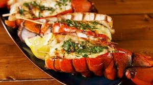 Best Grilled Lobster Tail Recipe - How ...