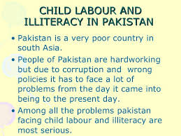 short essay on child labour in edu essay
