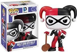 <b>Funko</b> DC Comics <b>POP</b>! <b>Harley Quinn</b> with Mallet: <b>Funko Pop</b> ...