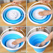 Máy Giặt Đồ Mini Sử Dụng Sóng Siêu Âm chính hãng 339,000đ