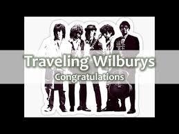 congratulations paroles traveling