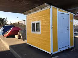 Small Picture LA Orders Removal of Tiny Houses Built for the Homeless