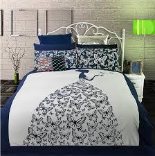 ikea flannel sheets white bed sheet girls font b bed b font set