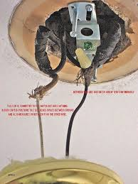 ceiling light fixture for ceiling with no electrical wiring new retrofit fixture brace and junction box kit how to install a light
