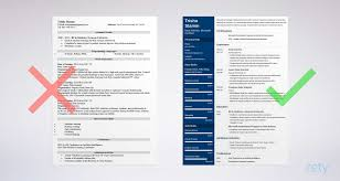 Data Scientist Resume Sample Guide 20 Examples