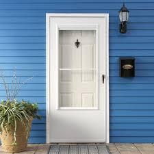 Exterior: Emco Storm Door   Emco Locks   Storm Doors Andersen