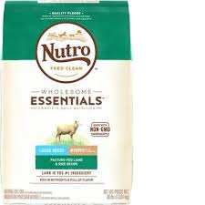 Nutro Wholesome Large Breed Puppy Dog Food Review Recalls