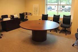 Circle Table Handmade Custom Circle Table By R J Hoppe Inc Custommade Com