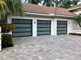 6 Glass Garage Doors