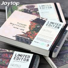 Joytop Sketchbook Yunnan Impression Free Sketchbook a5 ...