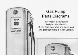gaspumps us old gas pump parts original parts for antique gas gas pump parts illustrations