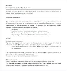 Resume Templates Download Word Resume Templates Creative Template ...