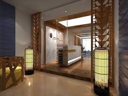 Chinese style restaurant entrance design