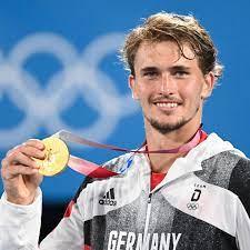 Alexander Zverev gewinnt Goldmedaille im Tennis-Einzel