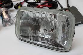 Trans Am Fog Light Replacement Hid Headlight Foglight Conversion Kit Firebird Formula