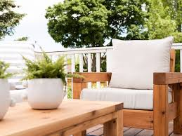 the perfect outdoor chair free plans