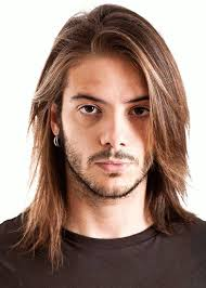 rock star long hairstyles for men