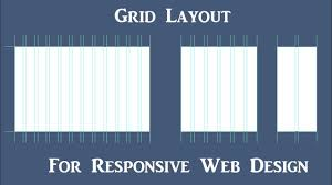 Responsive Web Design Grid Photoshop Grid Layout For Responsive Web Design Illustrator