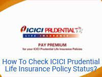 For more details on the risk factors, terms and conditions, please read the sales brochure carefully before concluding a sale. How To Check Icici Prudential Life Insurance Policy Status Online