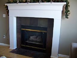simple fireplace mantels | Roselawnlutheran