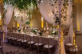 luscious garden themed wedding