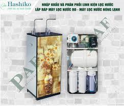 MÁY LỌC NƯỚC NÓNG LẠNH RO 8 LÕI PROWATECH | Showroom máy lọc nước Hashiko