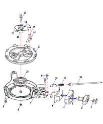 Outboard Motor Spark Plug China Boat Engine Starter Springs