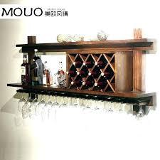 wine glass rack wood wine glass racks wine glass wall rack wine racks wine rack hanging