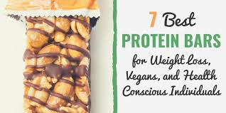 7 best protein bars for weight loss vegans and health conscious individuals