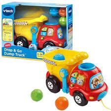 Купить обучающую <b>игрушку vtech самосвал</b> «погрузи и вези» за ...