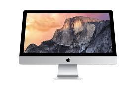 apple imac retina vs standard imac vs dell xps touch  27 inch imac retina 5k display
