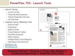 introduction to the powerflex ppt 63 powerflex