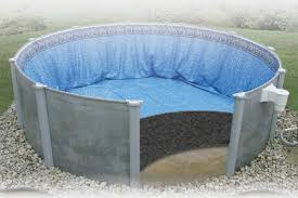 above ground pools. Interesting Ground Armor Shield Above Ground Pool Vinyl Liner Pad On Above Ground Pools
