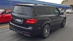 (554)кожа наппа двухцветная amg exclusive коричневый трюфель / чёрная. Brabus 850 Xl Based Gls63 Amg Youtube